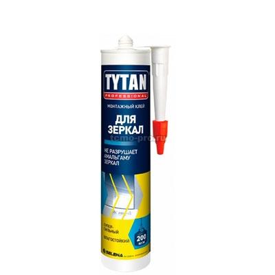 Tytan RB-62 - монтажный клей Титан для зеркал и стекла