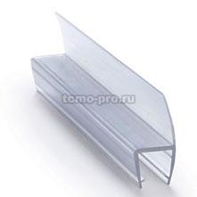 ПУ111-003-8 профиль уплотнительный для стекла 8 мм / 2.2 м