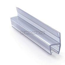 ПУ111-003А-10 профиль уплотнительный для стекла 10 мм / 2.2 м