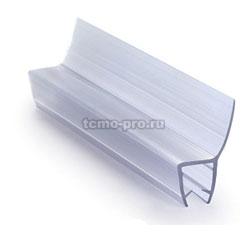 ПУ111-005 10 профиль уплотнительный для стекла 10 мм / 2.2 м