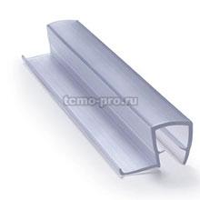 ПУ111-011-10 профиль уплотнительный для стекла 10 мм / 2,2 м