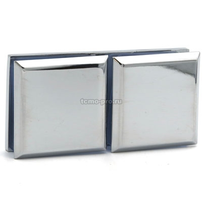 К110-75 коннектор стекло-стекло 180º