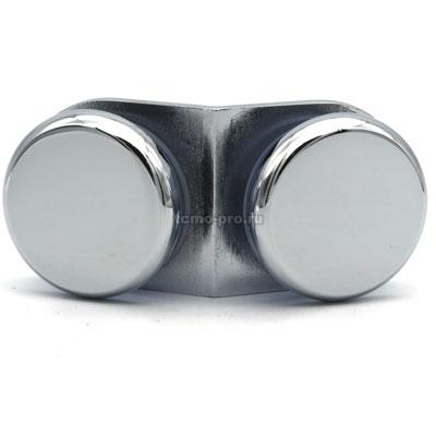 К110-223 коннектор стекло-стекло 135º