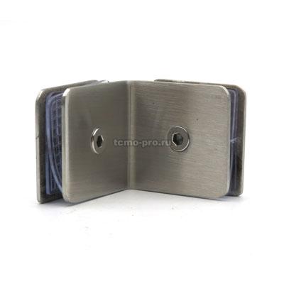 КН110-10 Коннектор стекло-стекло 90 гр AISI 201