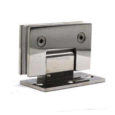 П002-201 петля стена-стекло AISI 201