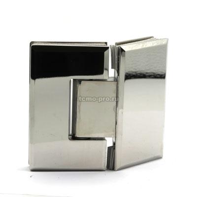 П018-201 петля стекло-стекло 135º AISI 201