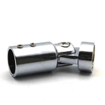 КВО113-23 Коннектор стена-труба регулируемый