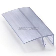 ПУ111-004У 10 2.2 профиль уплотнительный для стекла 10 мм / 2.2 м
