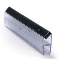 ПМ111-008А профиль магнитный 90º, 180º для стекла 8 мм, 2.5 м