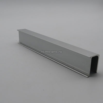 G09D Профиль для не подвижной панели  3000мм