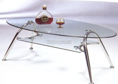 ПД810 Подстолье для стеклянных журнальных столов