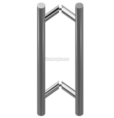 РС670 Ручка для стеклянной двери 32x425x600