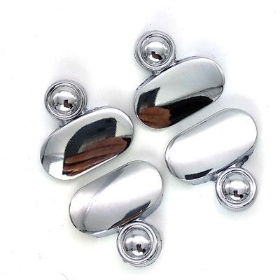КР1204 Серьги - кронштейн для крепления зеркала к стене