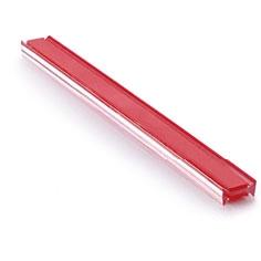 111-8-180A Профиль самоклеющийся для стекла 8мм
