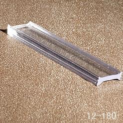 ПУ111-10-180 Профиль проставка  стекло 10 мм