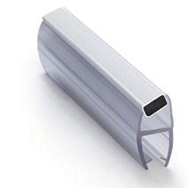 ПМ111-008CW Профиль магнитный 135º для стекла 8 мм, 2.2 м