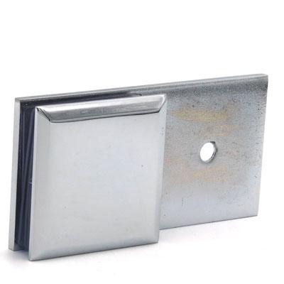 S807 коннектор стена-стекло 180º