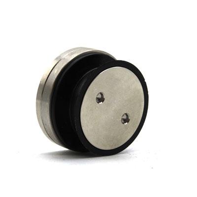КТ151-503 регулируемое точечное крепление стена-стекло 10,5-12,5 мм / h21.5 мм