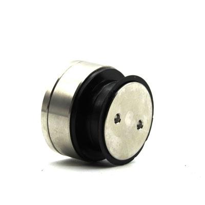КТ151-504 регулируемое точечное крепление стена-стекло 12,5-14,5 мм / h25,5 мм