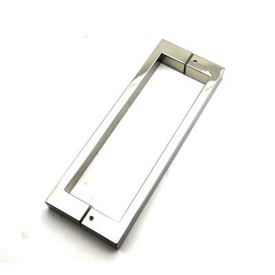 РC103 ручка-скоба двухстороняя для стеклянной двери 25х13х275