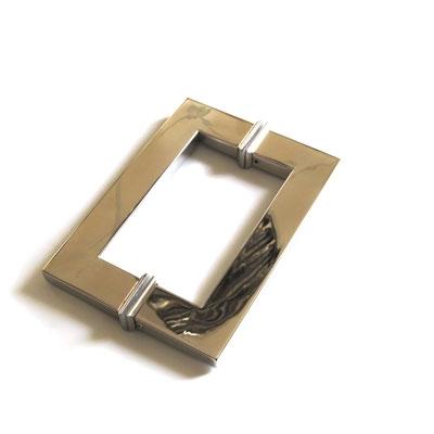 РС104 ручка-скоба двухсторонняя для стеклянной двери 15х30х270