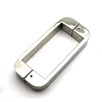 РС105 ручка-скоба двухсторонняя для стеклянной двери 10х30х170