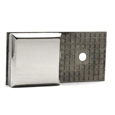 КН037-304 Коннектор 180 гр AISI 304 стена-стекло