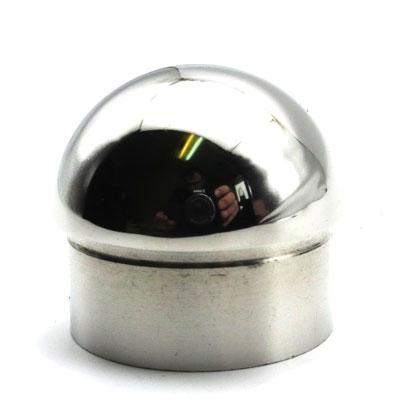 ЗП738 Заглушка сферическая для трубы Ø38,1 мм