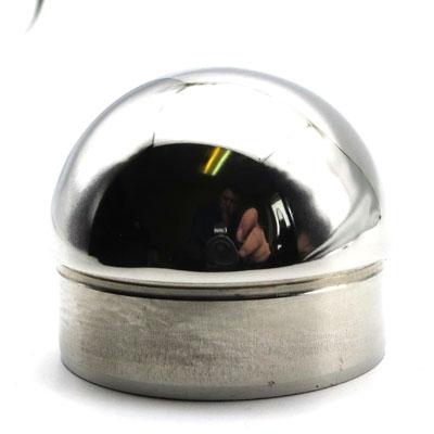 ЗП740 Заглушка сферическая для трубы Ø50,8 мм