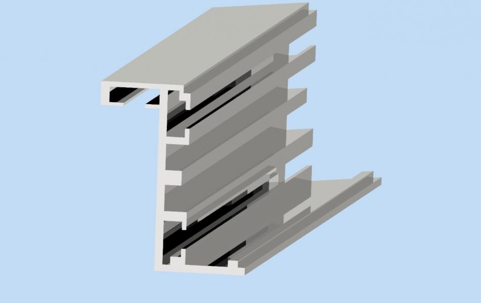 KR3842 Профиль коробка