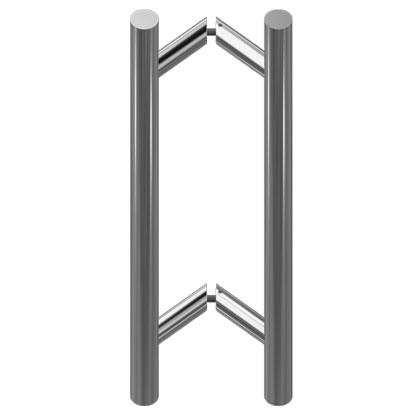 РС670 Ручка для стеклянной двери 32x825x1000