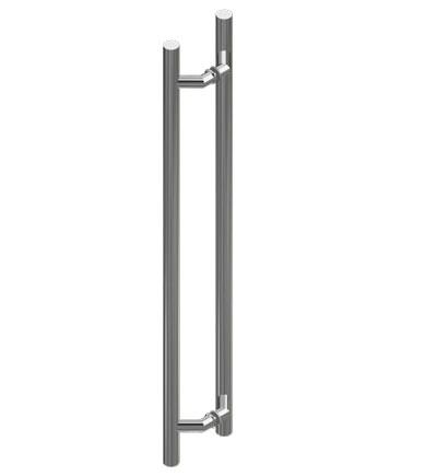 РС671 Ручка для стеклянной двери 32x425x600