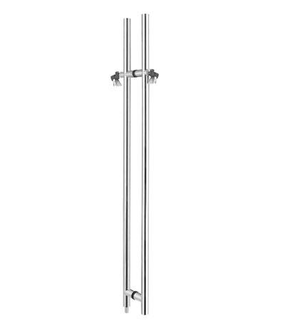 А118 Ручка с замком 35*1500 ключ-ключ