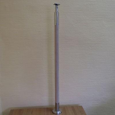 PR70-172 Стойка с деревянной вставкой