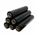 Пленка 100 микрон черная